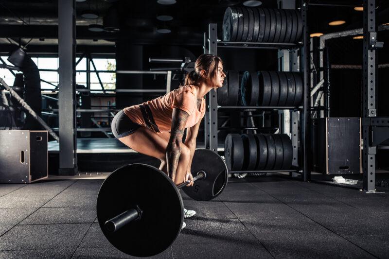 Deadlift. Die Bedeutung für die Rückengesundheit. Kreuzheben.